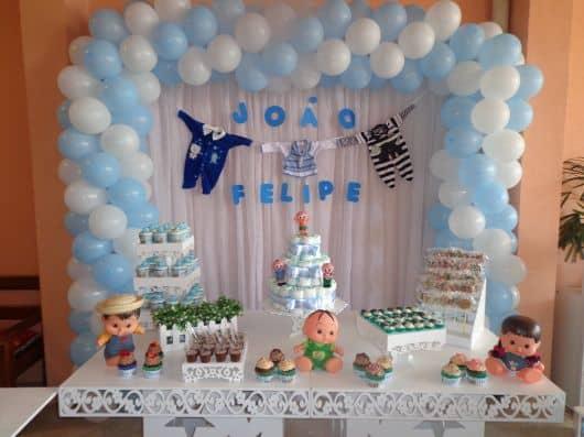 festa turma da mônica baby provençal