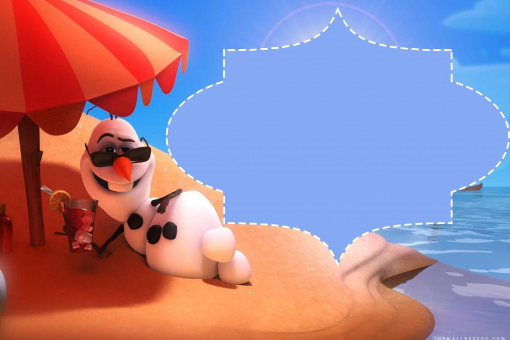 artigos para festa frozen uma aventura congelante