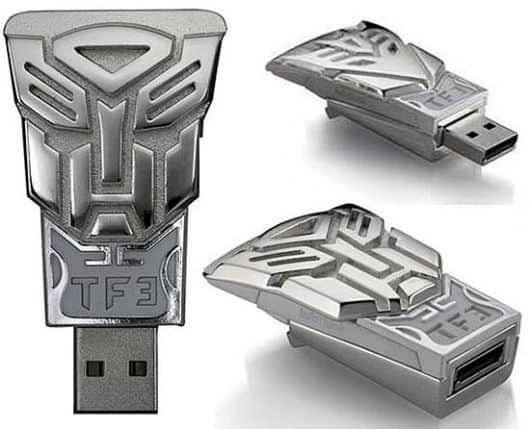 Pen Drive Transformers