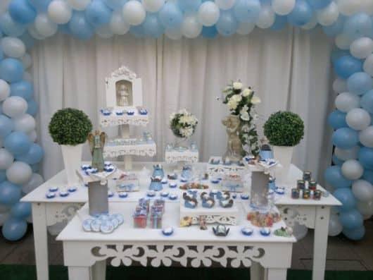 estilos de mesas dos doces