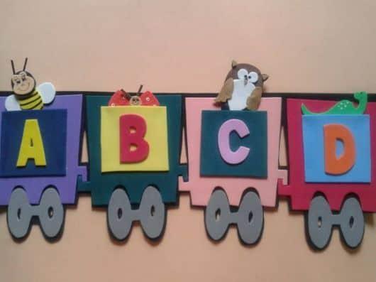 ATIVIDADES PARA EDUCAÇÃO INFANTIL 4 ANOS
