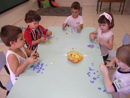 atividades para trabalhar coordenação motora
