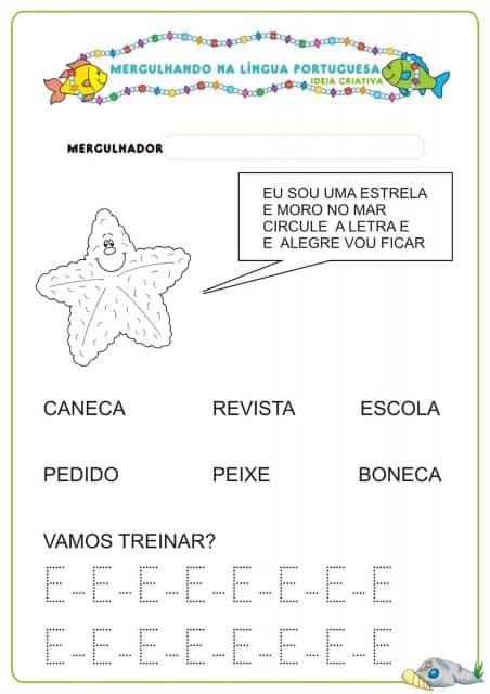 Atividade De Arte 4 Anos - português