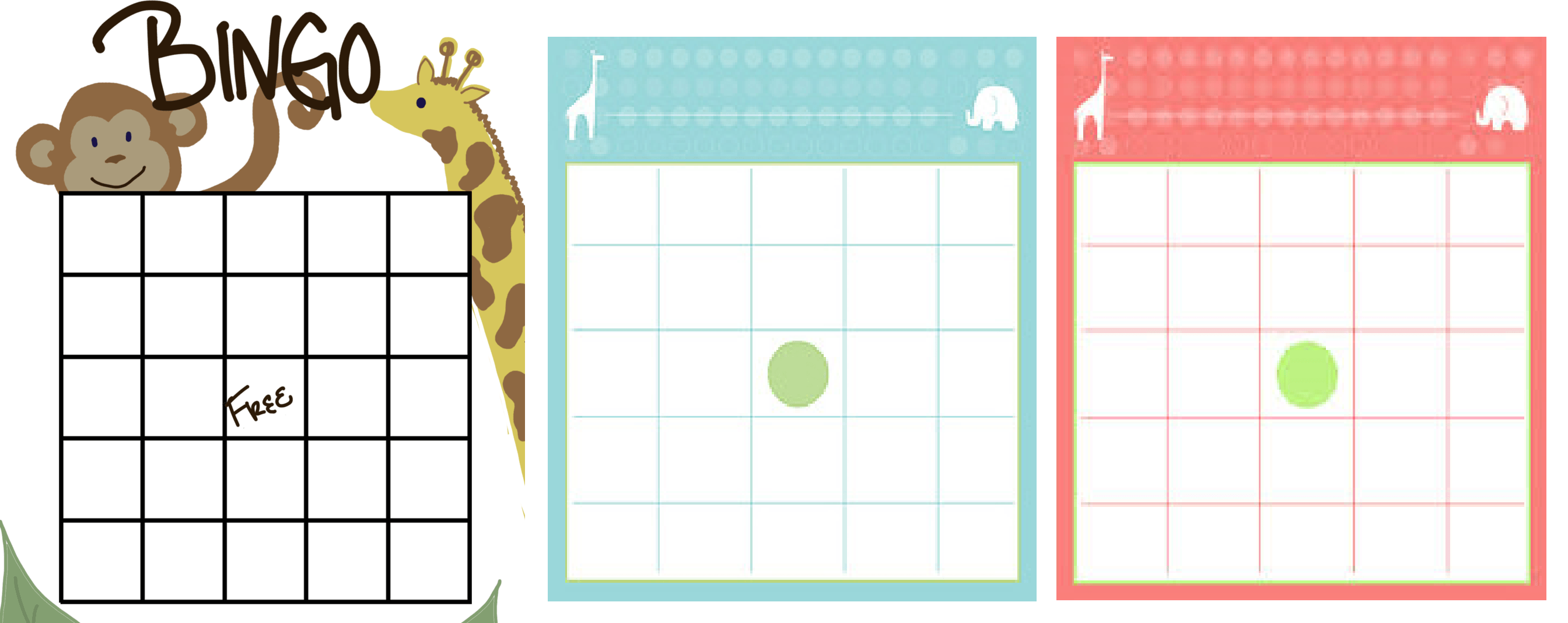 cartela de bingo para cha de bebê grátis