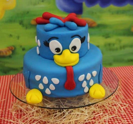 melhores bolos galinha pintadinha