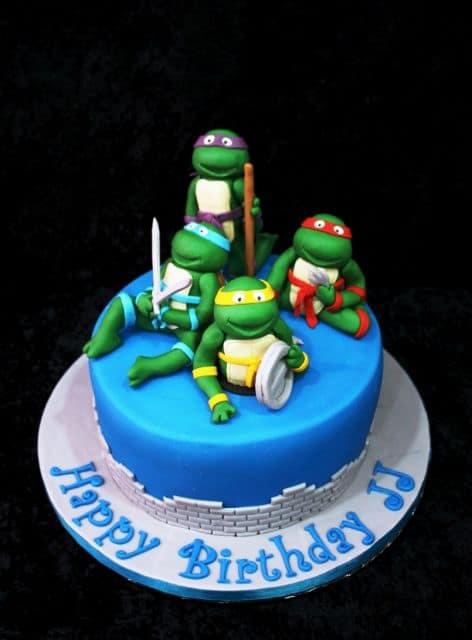 festa infantil tartarugas ninja passo a passo