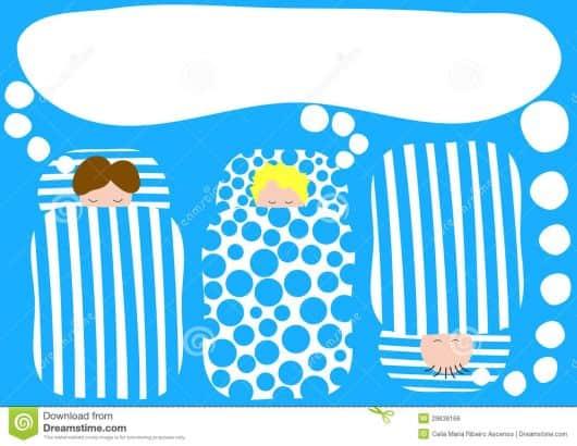 festa do pijama infantil como organizar. Black Bedroom Furniture Sets. Home Design Ideas