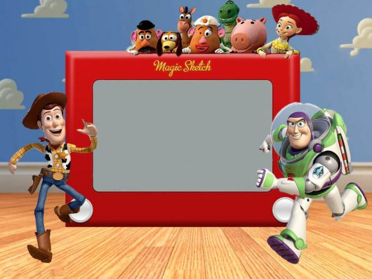 Toy Story Invite was best invitations design