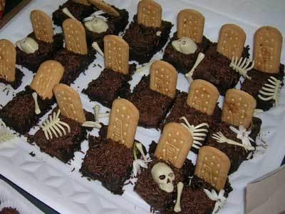 o que servir festa fantasia Halloween