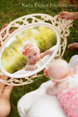 Como fazer fotos de newborn