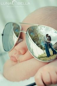 ideias para ensaio de bebê