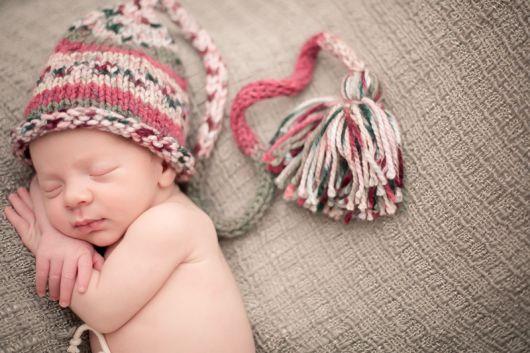 imagem de bebê dormindo