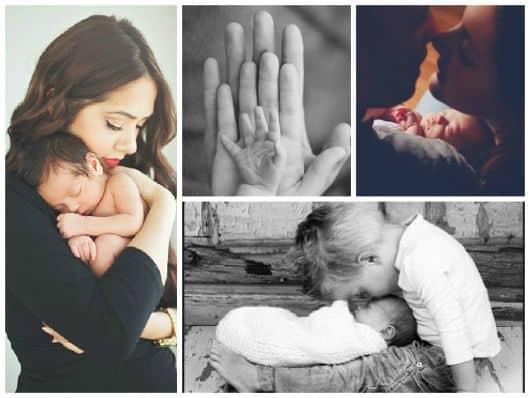 Ensaios Fotográficos De Recém-Nascidos