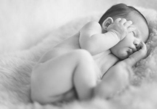 tutorial ensaio newborn