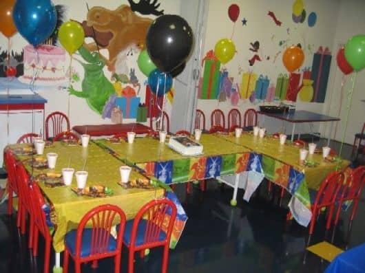 festa a fantasia infantil como organizar