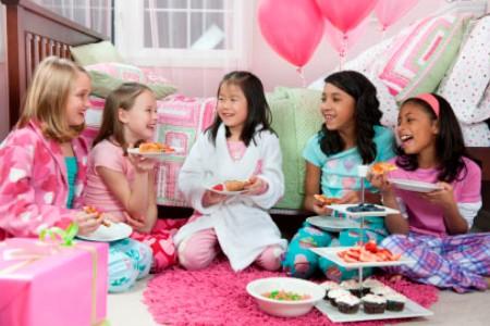 Decoração Para Festa Do Pijama perfeita