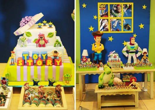 festa toy story provençal