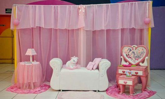 festa infantil gatinha marie clean
