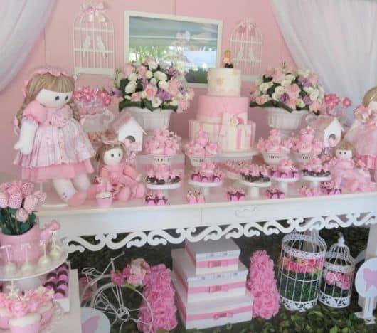 Festa infantil proven al como decorar - Bandejas decoracion salon ...