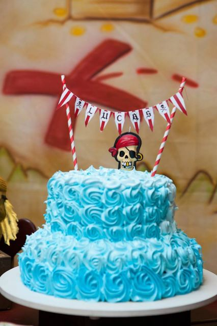 Imagens de bolo pirata