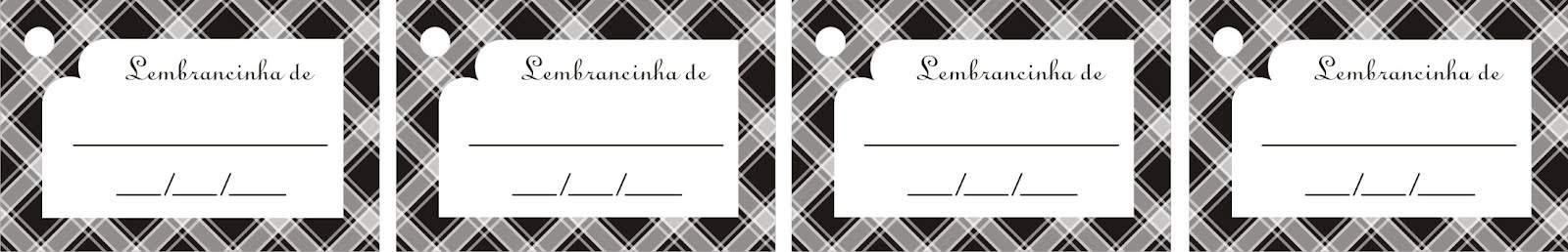 Modelos simples de etiquetas para lembrancinhas de chá de bebê para imprimir