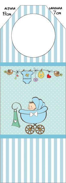 Ideias lindas e baratas para chá de bebê