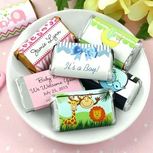 Modelos de lembrancinhas para chá de fraldas simples
