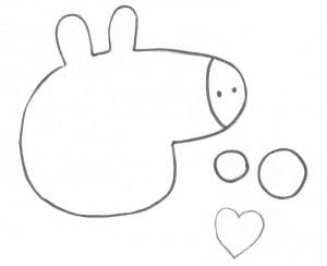 Como fazer lembrança peppa pig