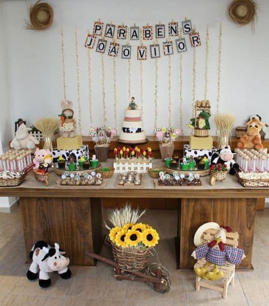 temas de festas infantis para bebê menino