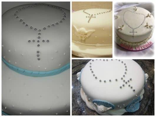 imagens de bolos temáticos religiosos