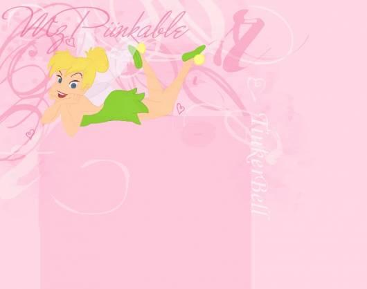 Modelo de convite rosa pronto