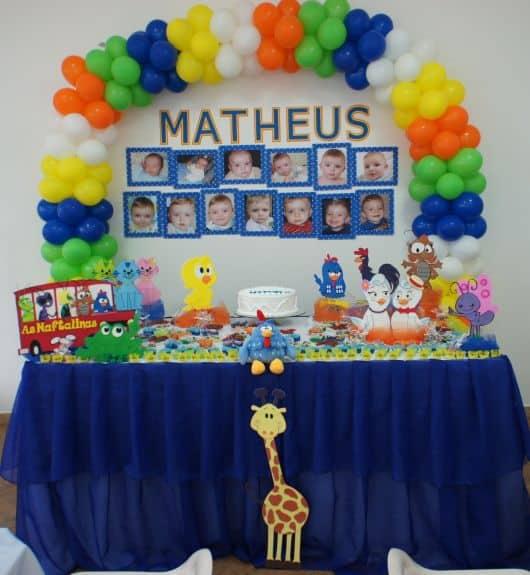 dicas para organizar aniversário infantil em casa