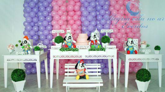 Tema De Festa Do Doki para meninas