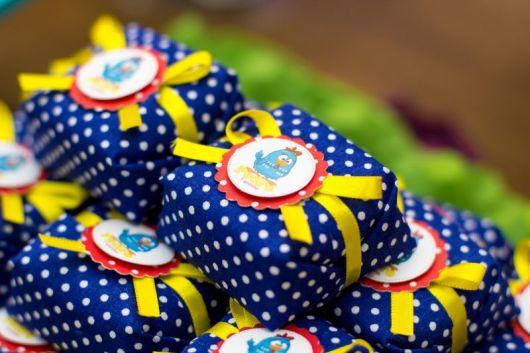 doces para festinha da Galinha pintadinha