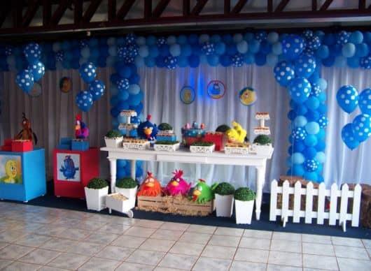 Festa Galinha Pintadinha Menina e menino