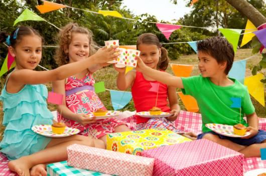 festa infantil piquenique