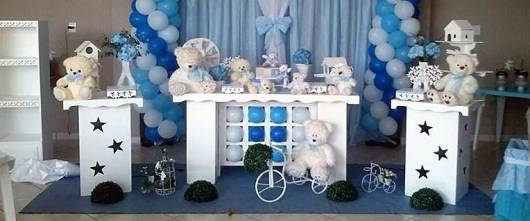 aniversário baby marinheiro clean