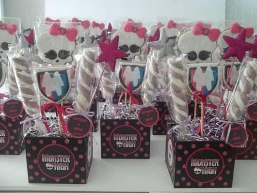 Acessorios Para Festa Monster High