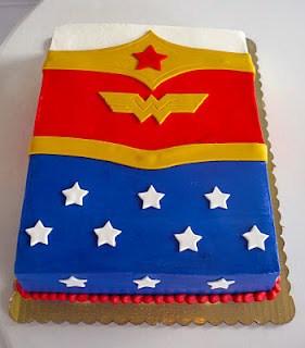 bolo enfeitado temático