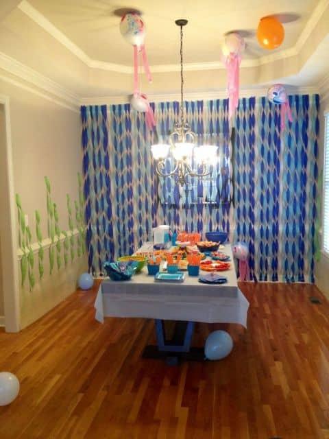 festa do nemo 30 dicas para fazer. Black Bedroom Furniture Sets. Home Design Ideas