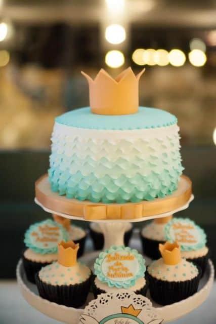 bolo simples do pequeno príncipe
