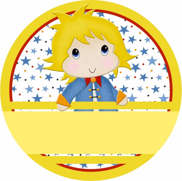 artigo de festa pequeno príncipe para imprimir