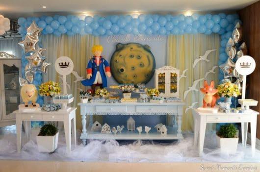 nossa festa pequeno príncipe