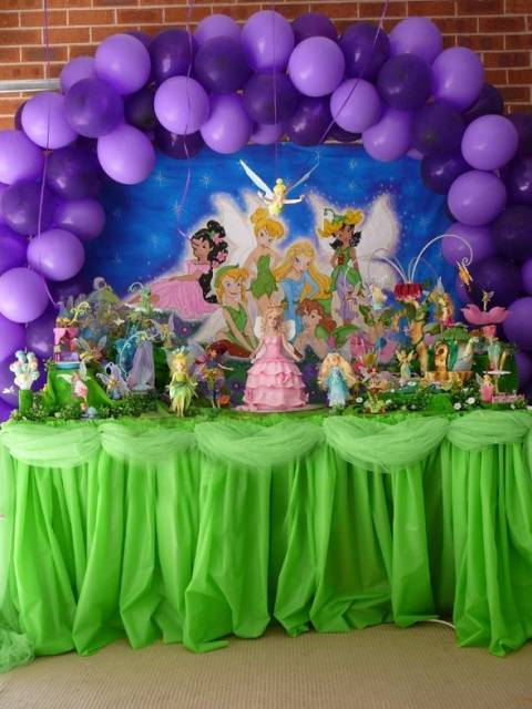 Dicas para decoração infantil de festa