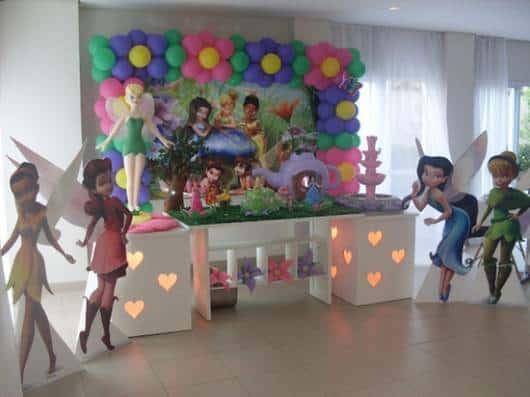 Aniversário fadinhas para meninas