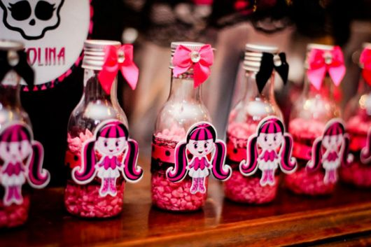 Ideias Para Festa Monster High