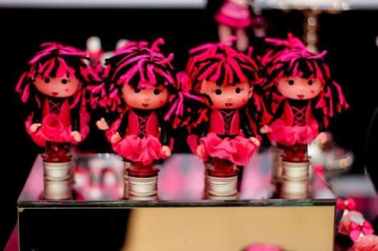 Decoração De Festa Monster High