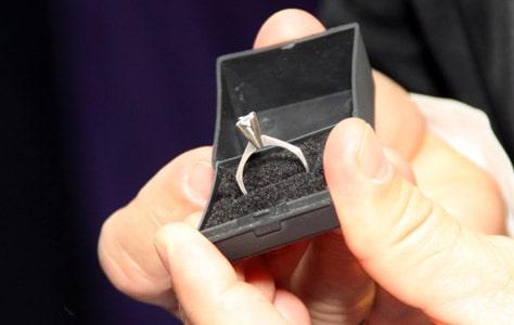 anel de debutante