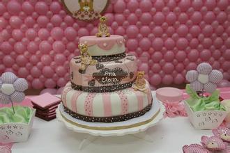 foto de modelo de bolo jolie