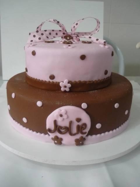 ideias para decorar bolo jolie